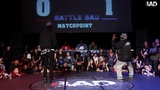 LARRY LES TWINS vs TLAW - Battle BAD 2018 - TOP8 | Danceproject.info