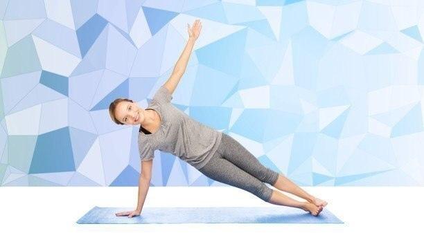 Упражнение планка 2