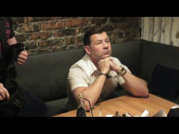 Дмитрий Сазонов задержан при получении взятки