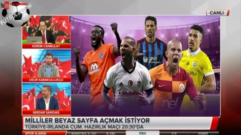Türkiye İrlanda hazırlık maçı öncesi Uğur Karakullukçu yorumları