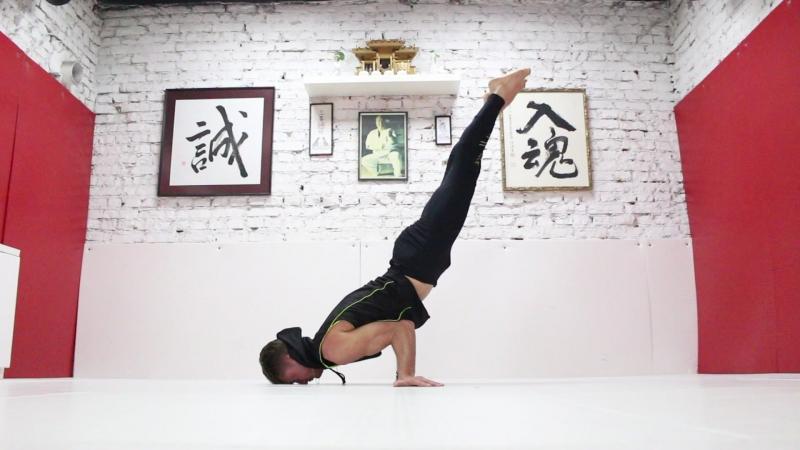 Йога с Антоном Щиголевым