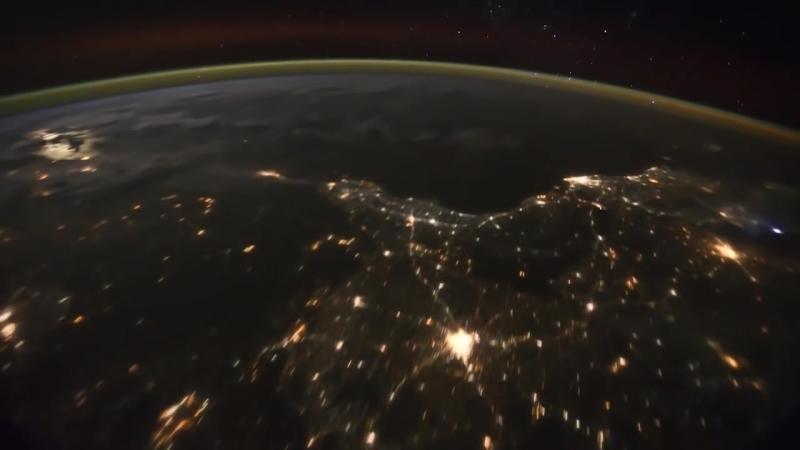 Beautiful Ambient Space Music - Красивая космическая музыка амбиент - Ч. 1