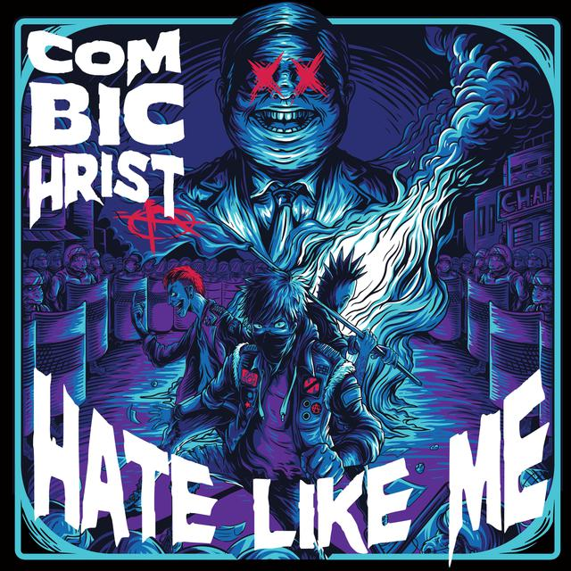 Combichrist - Hate Like Me (Single)