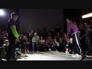 Джей Килла vs Анастасия | Hip Hop 1/8 | Infinity War Battle