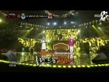 [рус.саб] 180610 King of Masked Singer: CD-player VS Cassette-girl (Lovelyz JIN) - Run Devil Run