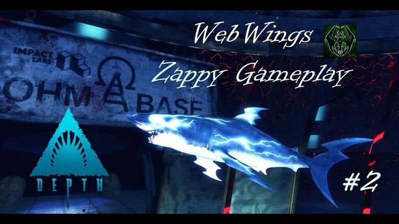 Time to Zappy them all! New map and Mako Skin, Depth Gameplay!