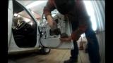 Toyota Probox Притертость на Двери Устранение Body repair