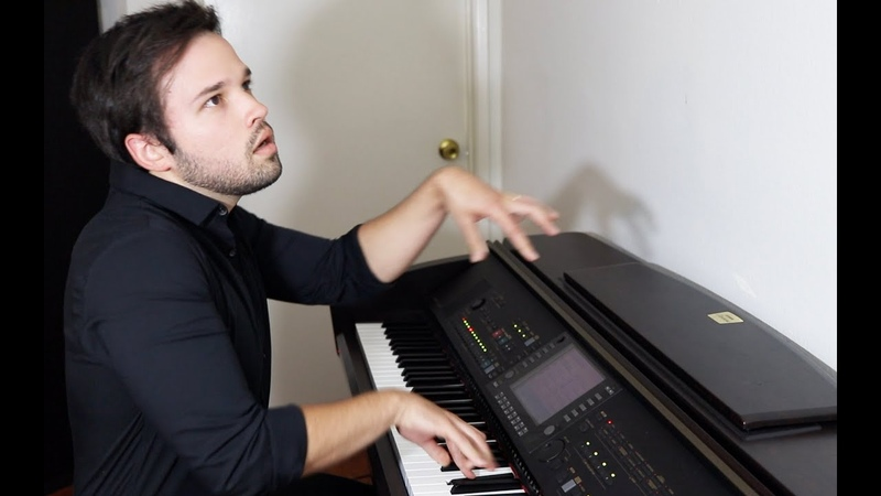 When youre a piano prodigy (ft. Nathan Kress)