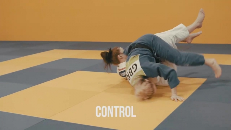 Conway | Transition to Ne-Waza Roll