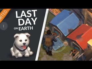 TheBrainDit КУПИЛ ЩЕНКА! СТРОИМ ВОЛЬЕР ДЛЯ СОБАК - Last Day on Earth_ Survival