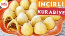 Турецкое печенье с инжиром Limon Kalıbında İncirli Kurabiye Kurabiye Tarifi Nefis Yemek Tarifleri