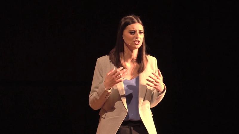 Rape Culture Reagan Williams TEDxArkansasStateUniversity