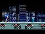 Dark Sonic VS Metal Sonic