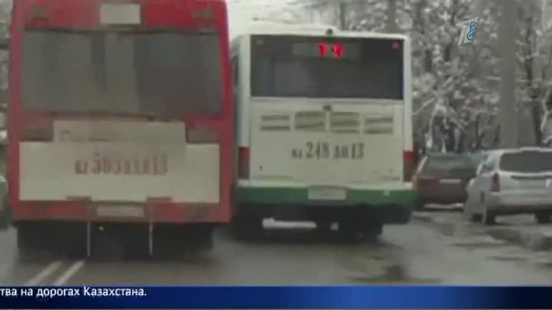 1000 водителей автобусов провалили тестирование на знание ПДД
