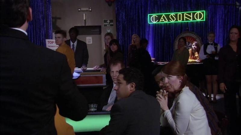 The Office US 2x22 @cinepalomitas