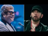 Full Interview Eminem &amp Elton John Talk Tepid