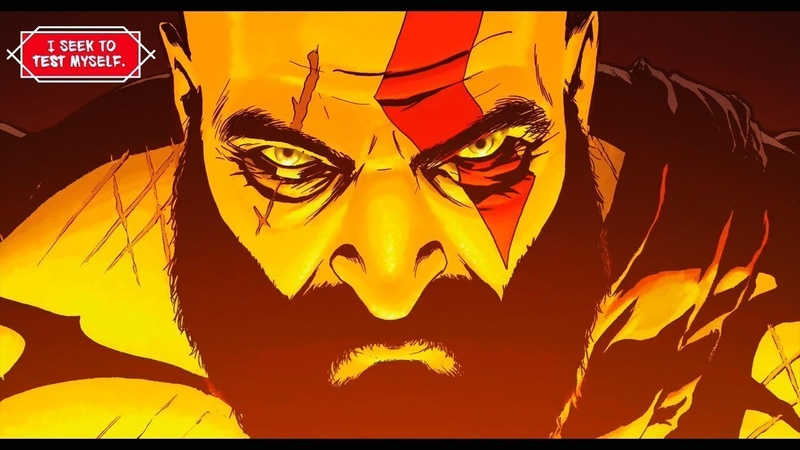 GOD OF WAR 4「GMV」 I Am The God of War