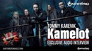 Interview with Tommy Karevik of Kamelot