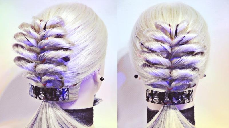 Hairstyle Herringbone | Hairstyles by REM | Copyright ©