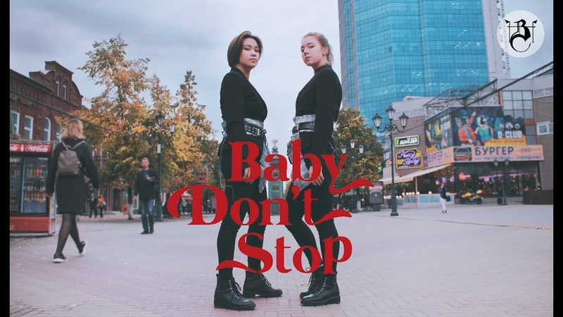 KPOP IN PUBLIC NCT U 엔시티 유 Baby Don't Stop RUSSIAN dance cover BLAST OFF