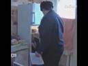 Привет Андрей НТВ Спрятался от полиции в холодильнике