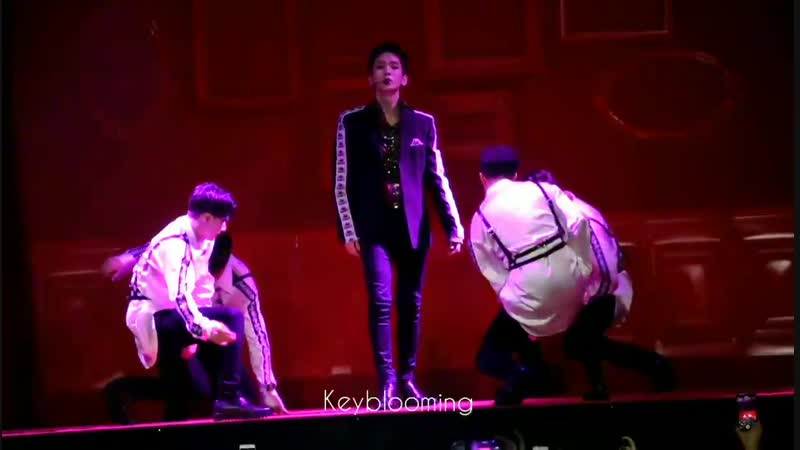 181020 Seoul Fashion Week - - Crazy crazy crazy for your chemical - - 키 기범 Key 샤이니