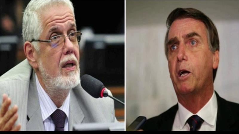 URGENTE Deputado entra com pedido de prisão contra Jair Bolsonaro por crime contra a Segurança Naci