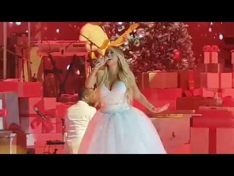 Mariah Carey - Full Live Performance @ London O2. 12 December 2018
