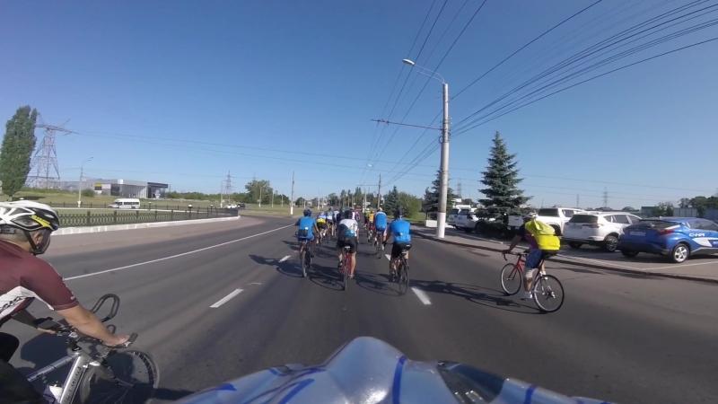 Велопробег «Курская Дуга-2018»