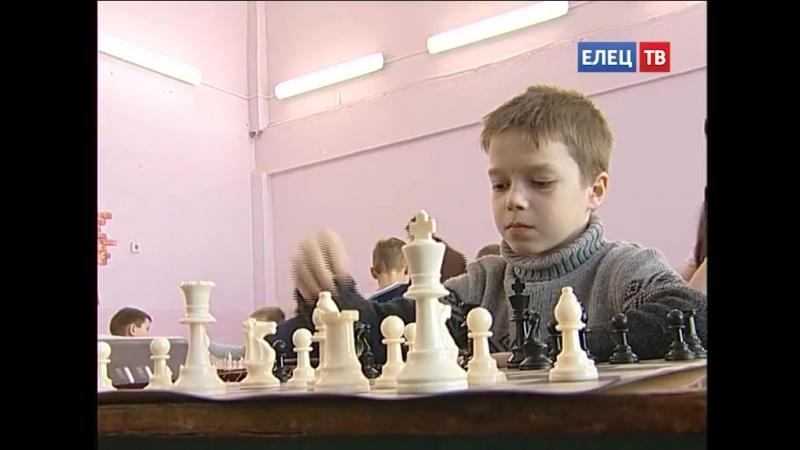 В рамках программы Шахматный всеобуч в Ельце состоялся турнир между учениками 3 классов