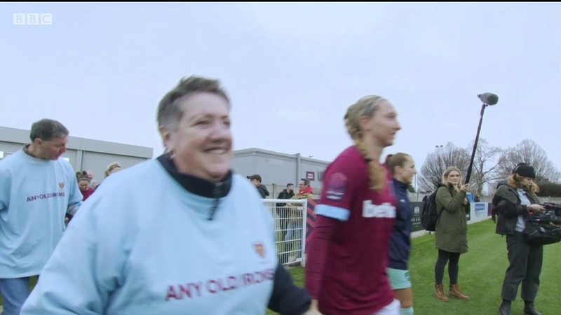 Womens Super League 2018/19 West Ham v Arsenal (06.01.2019)