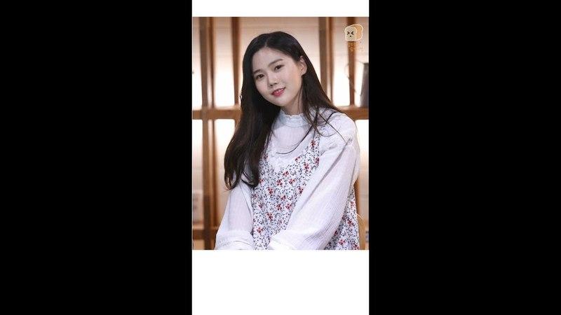 180519 오마이걸 (OHMYGIRL) 효정 (HyoJung) - 비밀정원 (Secret Garden) - 팝업 데이트 [직캠 FANCAM] [60p]