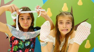 Challenge! Sema ve Ayça ile 7 saniye yarışması!
