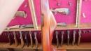 Ложа с регулируемым гребнем на заказ и цевье ВПО 208 и ОП СКС отборный бук