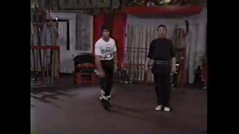 Adam Hsu - Legends of Kung Fu.