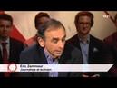 ZEMMOUR invité de l'émission Infrarouge RTS sur Le suicide français 26 09 2014