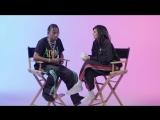 Kylie Jenner Asks Travis Scott 23 Questions - GQ Magazine