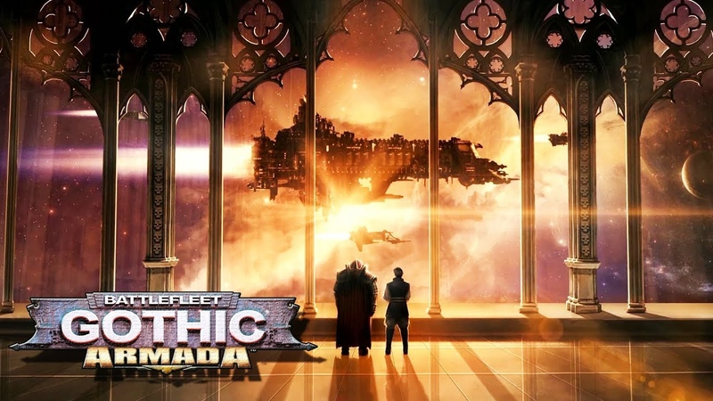 Battlefleet Gothic Armada All Cutscenes Game Movie