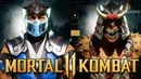 Mortal Kombat 11 ALL Gear Showcase, Skins Special Moves! - Mortal Kombat 11 Customization