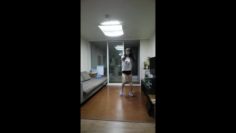 Kim SungEun 여자친구(GFRIEND)-오늘부터 우리는(Me gustas tu)유주 1절@ dance cover