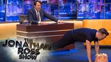 Olly Murs Back Clap Press Up Challenge The Jonathan Ross Show