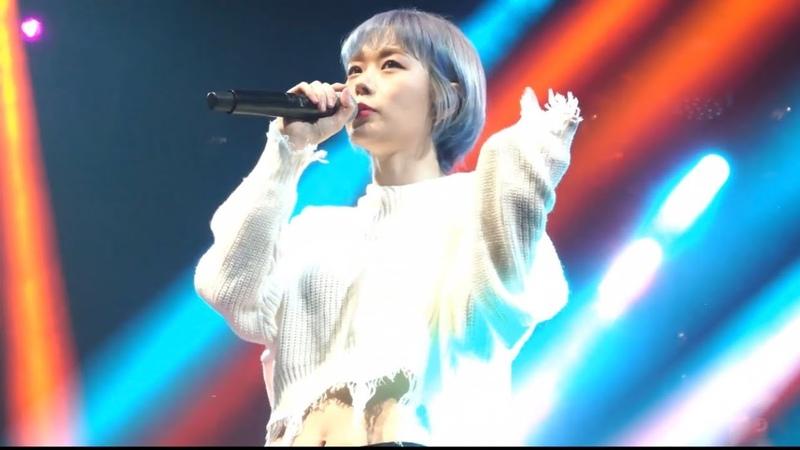[LIVE] Release concert SEIREN   190316 SOMA(소마) - Betty