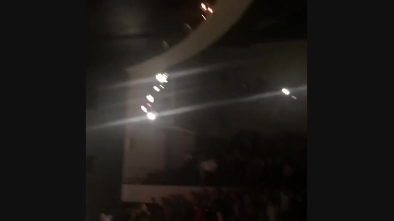 пожар в театре сатиры