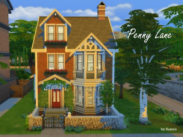 Penny Lane (no CC) by Suanin