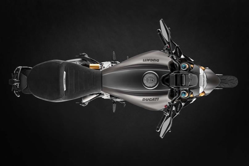 EICMA 2018: новый мотоцикл Ducati Diavel 1260 2019