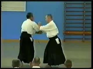 Saito Sensei detailed explanation on... - Aikido By the Bay