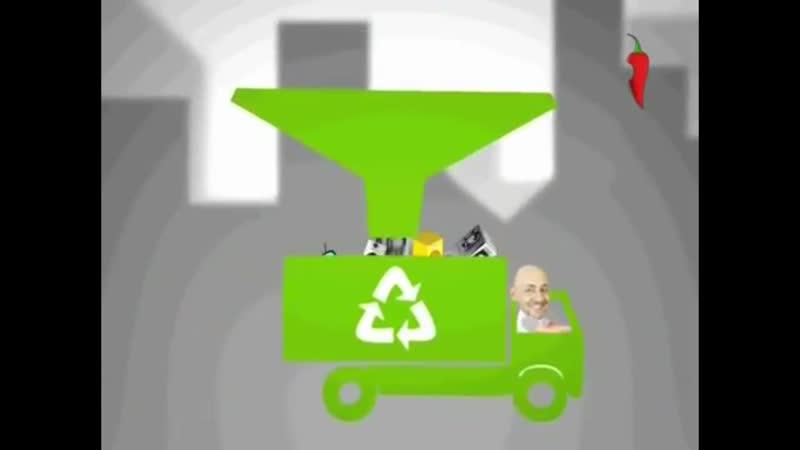 Заставка программы Обмен бытовой техники (Перец, 19.03.2012-18.06.2012)