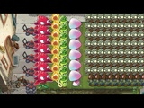 Plants vs Zombies 2 - Red Stinger, Wasabi Whip, Hypno Shroom