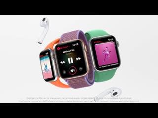 0:10 apple watch series 4