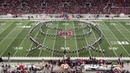 Ohio State Marching Band Superheroes Halftime Show 11 05 2016 OSU vs Nebraska